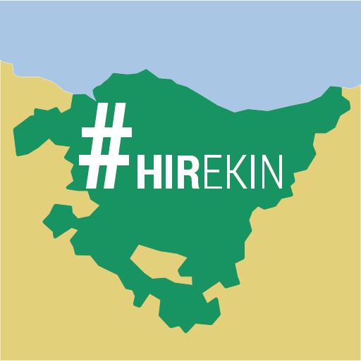 Mapa Euskadi Hirekin