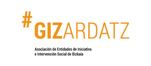 Gizardatz logo castellano